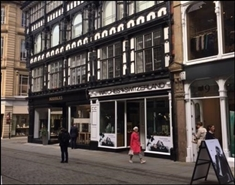 1,074 SF High Street Shop for Rent  |  The Chambers, Manchester, M2 6AW