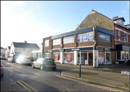 1,380 SF High Street Shop for Rent  |  34 - 36 Victoria Road, Cleveleys, FY5 1BU