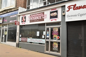 882 SF High Street Shop for Rent  |  7 Market Street, Barnsley, S70 1SL