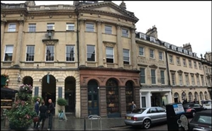 2,759 SF High Street Shop for Rent  |  42 Milsom Street, Bath, BA1 1DN