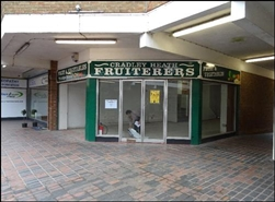 910 SF Shopping Centre Unit for Rent  |  Unit 12, Market Square, Cradley Heath, B64 5HH