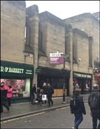 1,088 SF High Street Shop for Rent  |  5 Bold Street, Liverpool, L1 4DJ