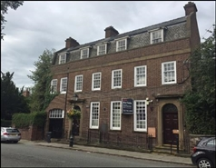 1,614 SF High Street Shop for Rent  |  Bank Premises, Tarporley, CW6 0DP