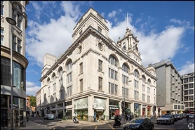 1,996 SF High Street Shop for Rent  |  38A Kensington High Street, London, W8 4PF