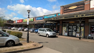 798 SF High Street Shop for Rent  |  Unit 10, Langley Mill, NG16 4AF