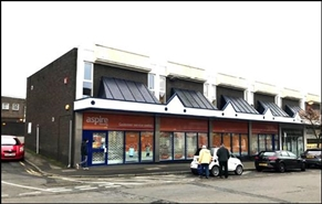 3,287 SF Shopping Centre Unit for Rent  |  43 - 45 Merrial Street, Newcastle Under Lyme, ST5 2AE