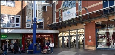 1,153 SF Shopping Centre Unit for Rent  |  Unit 3, Port Arcades Shopping Centre, Ellesmere Port, CH65 0AP