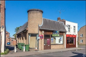 933 SF Out of Town Shop for Sale  |  37 Norwich Road, Wisbech, PE13 2AD