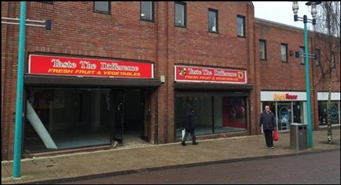 1,242 SF High Street Shop for Rent  |  64 - 66 Derby Road, Liverpool, L36 9UL