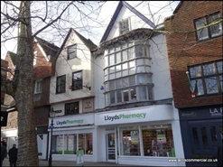 1,459 SF High Street Shop for Rent  |  4 - 6 Minster Street, Salisbury, SP1 1TF