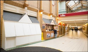 44 SF Shopping Centre Unit for Rent  |  K13, Green Lanes Shopping Centre, Barnstaple, EX31 1UH