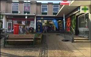572 SF High Street Shop for Rent  |  3 Market Square, Kirkham, PR4 2SD