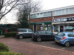 1,045 SF High Street Shop for Rent  |  9 Station Road, Codsall, WV8 1BX