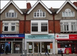 827 SF High Street Shop for Rent  |  12 Southbourne Grove, Bournemouth, BH6 3QZ