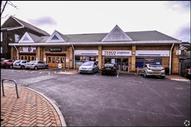 3,078 SF High Street Shop for Rent  |  Unit 2, Broadway Retail Centre, Pontypridd, CF37 1BT