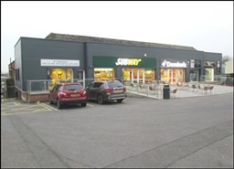 1,075 SF Out of Town Shop for Rent | Unit 1a, Philip House, Exeter, EX1 3RU