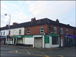 3,631 SF High Street Shop for Rent  |  109A - 113 Nantwich Road, Crewe, CW2 6BA