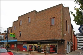 4,693 SF High Street Shop for Rent  |  Regal Buildings, Eastleigh, SO50 5RL