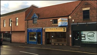 590 SF High Street Shop for Rent  |  5 Market Place, Bingham, NG13 8AR