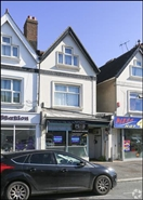 202 SF High Street Shop for Rent  |  25 Boundary Road, Hove, BN3 4EF
