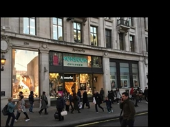 854 SF High Street Shop for Rent  |  254 Regent Street, London, W1B 3AA