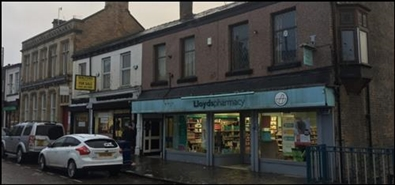 2,169 SF High Street Shop for Rent  |  5 Melbourne Street, Stalybridge, SK15 2JE