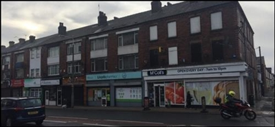 1,115 SF High Street Shop for Rent  |  249 - 251 County Road, Liverpool, L4 5PE