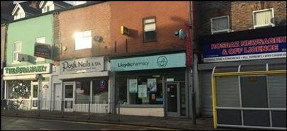 879 SF High Street Shop for Rent  |  9 Townsend Lane, Liverpool, L6 0AX