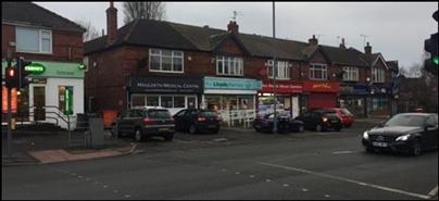 1,047 SF High Street Shop for Rent  |  110 Mauldeth Road, Fallowfield, M14 6SQ
