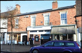 380 SF High Street Shop for Rent  |  34 High Street, Stourbridge, DY7 6HF