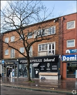 1,367 SF High Street Shop for Rent | 47 - 48 Sidwell Street, Exeter, EX4 6NS