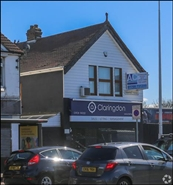 450 SF High Street Shop for Rent  |  168 Mawney Road, Romford, RM7 8BU
