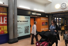 1,505 SF Shopping Centre Unit for Rent  |  Unit 9 Hale Leys Shopping Centre, Aylesbury, HP20 1ST