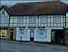 951 SF High Street Shop for Rent   36 Lower Street, Stansted, CM24 8LP
