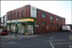 3,670 SF High Street Shop for Rent  |  35 Blackburn Street, Manchester, M26 1NR
