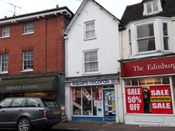 969 SF High Street Shop for Rent  |  14 High Street, Wimborne, BH21 1HU