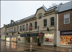 13,344 SF High Street Shop for Rent  |  36 West Gate, Mansfield, NG18 1RS