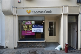 600 SF High Street Shop for Rent  |  22 Le Pollet, Guernsey, GY1 1WH