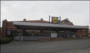 13,495 SF Out of Town Shop for Rent  |  Lidl, Chard, TA20 2AX