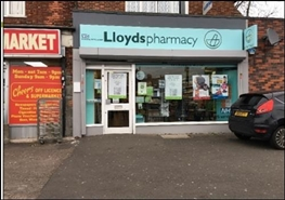 1,214 SF Out of Town Shop for Rent | 163 Reservoir Road, Birmingham, B23 6DN