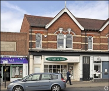 1,727 SF High Street Shop for Sale  |  92 Boldmere Road, Sutton Coldfield, B73 5UB