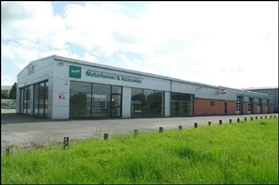 1,519 SF Out of Town Shop for Rent  |  Unit 2, Units 1-6, Ashbourne, DE6 1HA