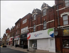 950 SF High Street Shop for Rent  |  20 Carlton Street, Castleford, WF10 1AY