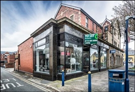 1,471 SF High Street Shop for Rent  |  13 - 15 Garden Street, Lytham St Annes, FY8 2AA