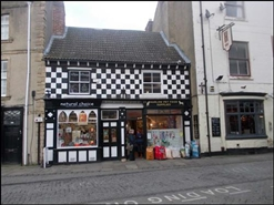 260 SF High Street Shop for Rent  |  2 Market Place, Knaresborough, HG5 8AG