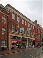 280 SF Shopping Centre Unit for Rent   Unit 22, 8 Station Rd, Reading, RG1 1DN