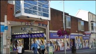 1,275 SF Shopping Centre Unit for Rent  |  24, Rhiw Shopping Centre, Bridgend, CF31 3BL