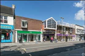 910 SF Shopping Centre Unit for Rent  |  Unit 1, Rhiw Shopping Centre, Bridgend, CF31 3BL