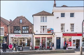 718 SF High Street Shop for Rent  |  14 Eastgate, Chichester, PO19 1JL