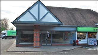 1,820 SF Out of Town Shop for Rent  |  Unit 1a, Summersdale, Chichester, PO19 5RD